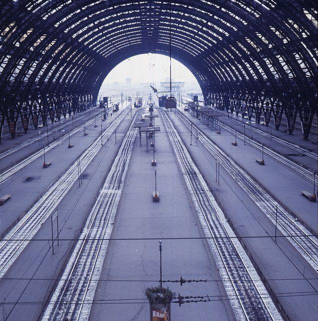 Milano centrale binari senza tempo ageless tracks in for Senzatempo milano