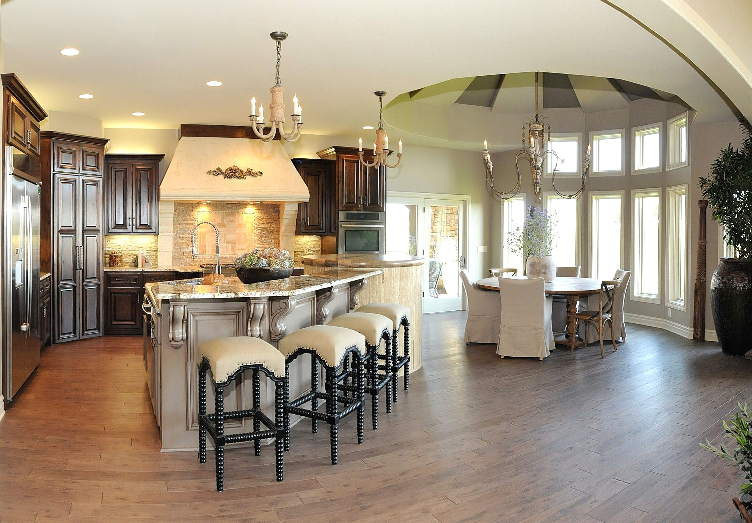 Kitchen street of dreams omaha home design decor