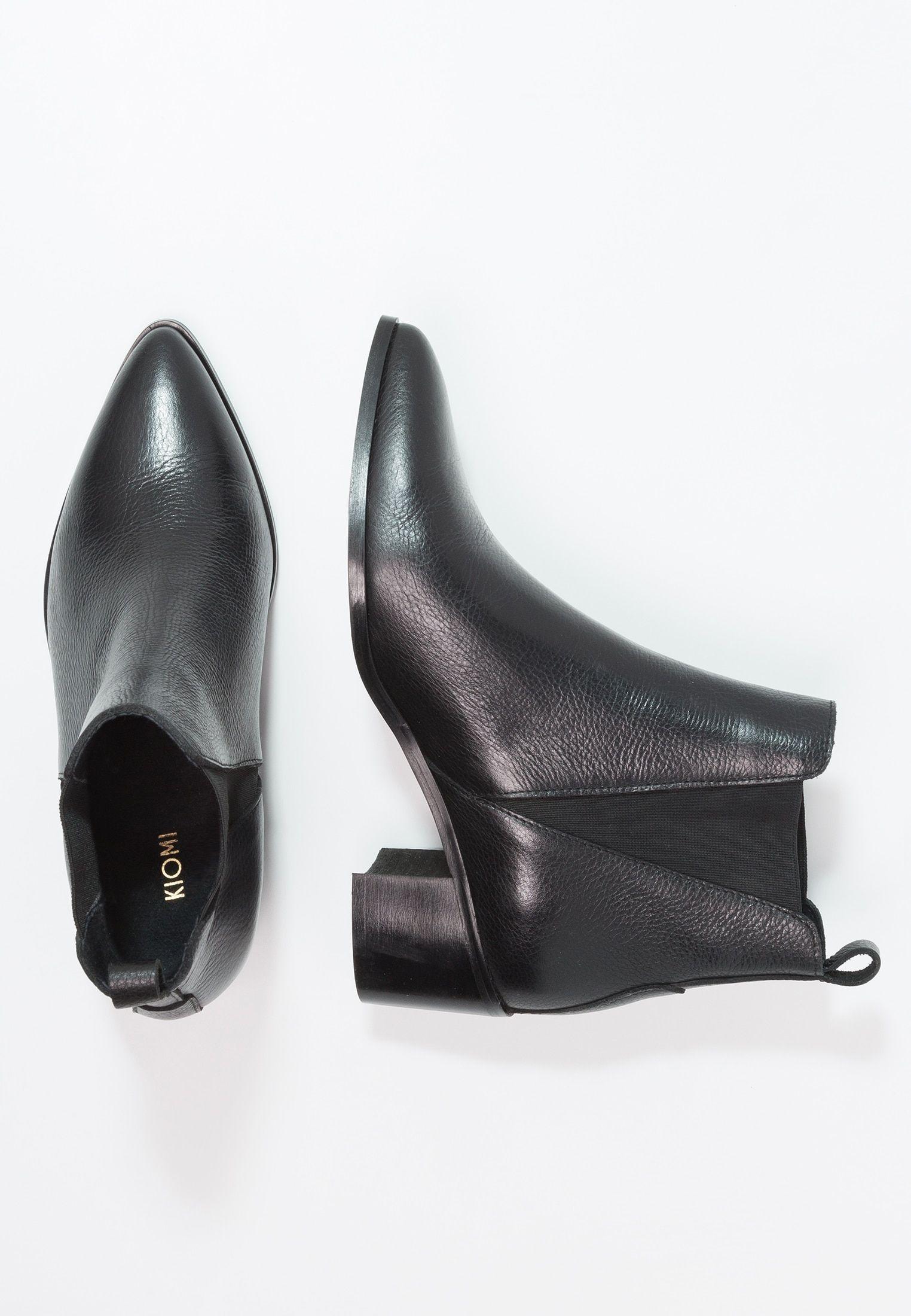 Ankle Boot black in 2019 | Schwarze stiefeletten, Stiefel