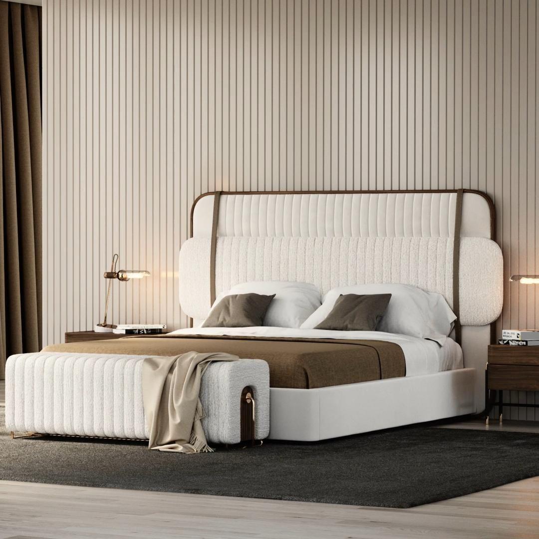 Modernes Schlafzimmer Bett