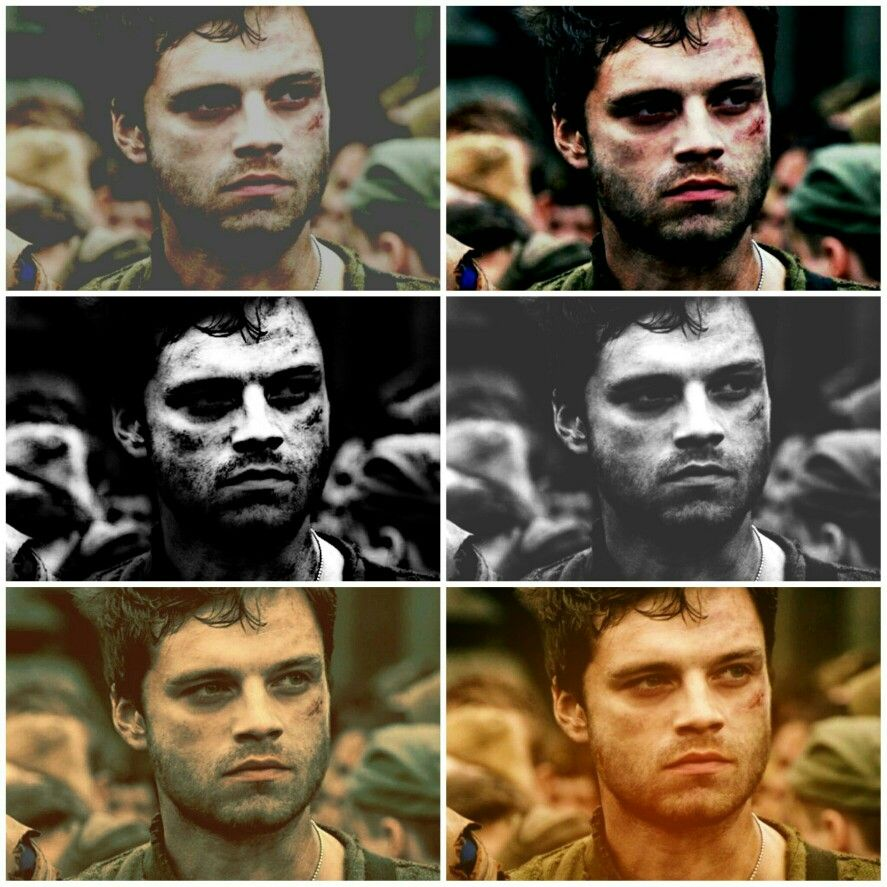 Many facets of Sergeant Barnes