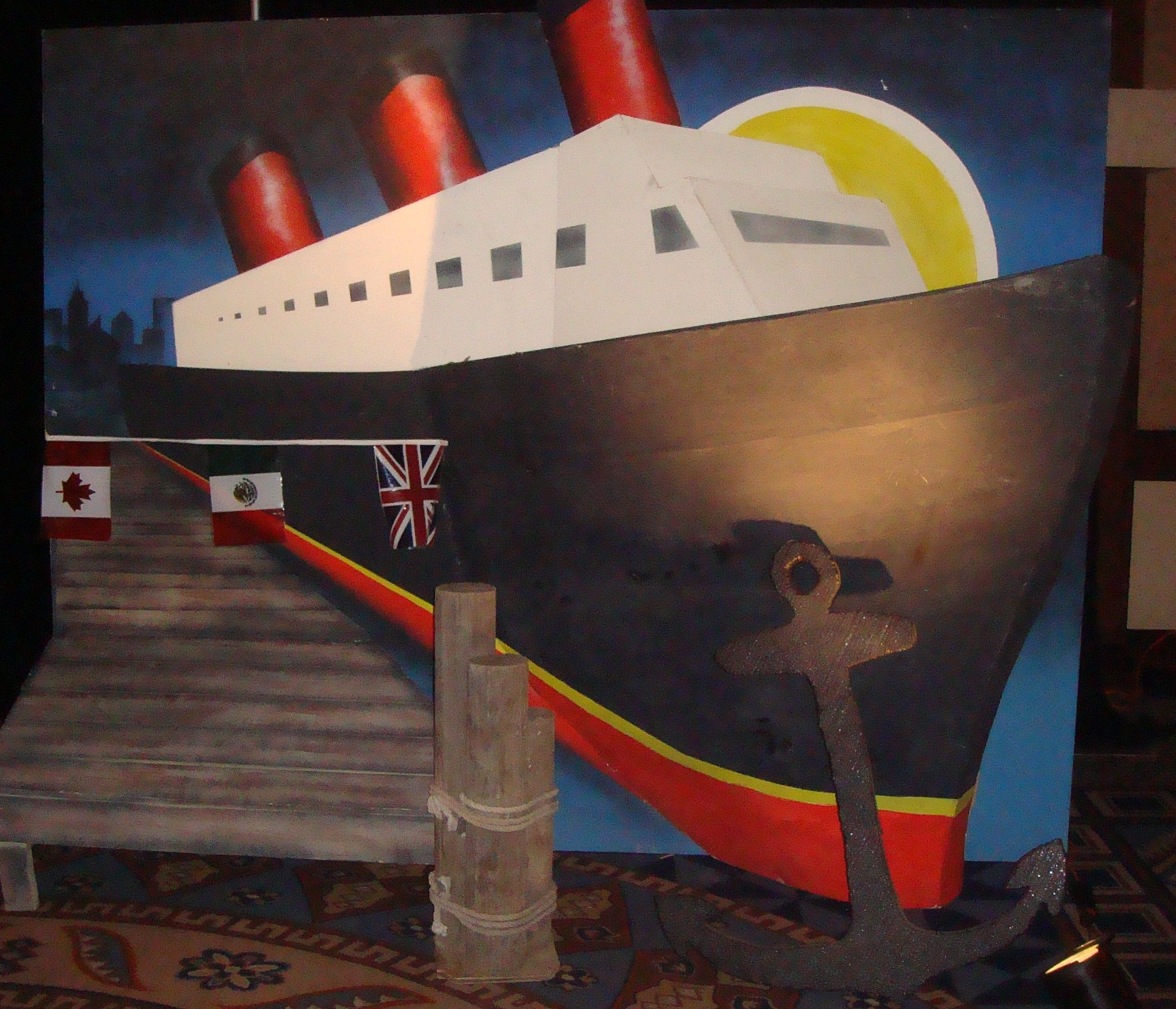 Themes School Theme Cruise Theme Parties Cruise Ship Party