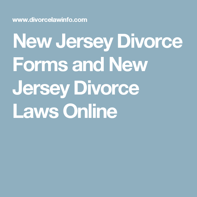 New jersey divorce forms and new jersey divorce laws online ds do it yourself nj divorce forms and new jersey divorce papers with detailed instructions on how to file for no fault divorce in new jersey without a lawyer solutioingenieria Gallery