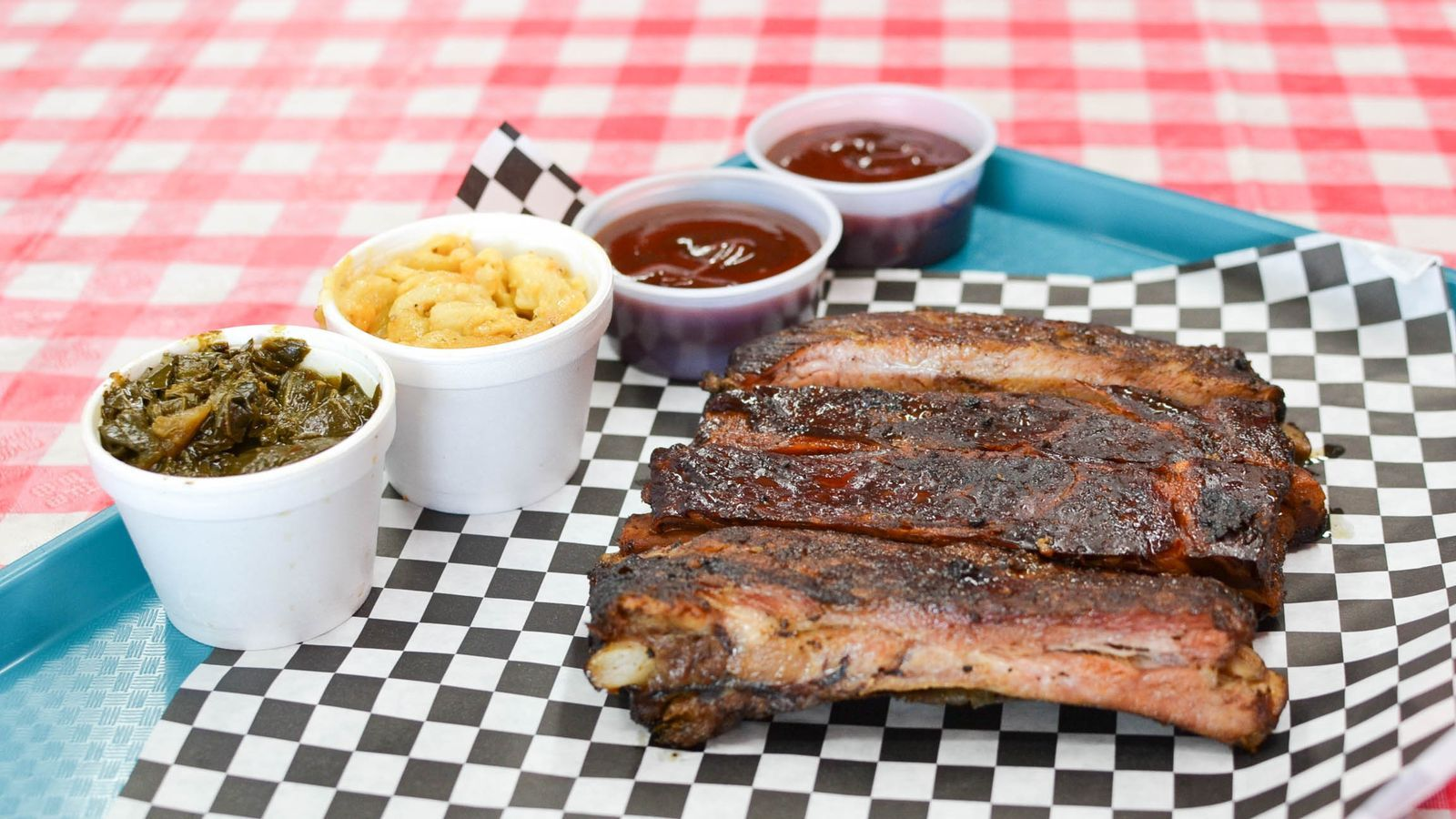 Where To Find La S Best Barbecue Ribs Bbq Restaurant Best Bbq Barbecue Ribs