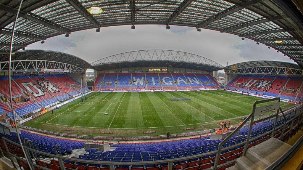 DW Stadium - Panoramic - Wigan Athletic FC