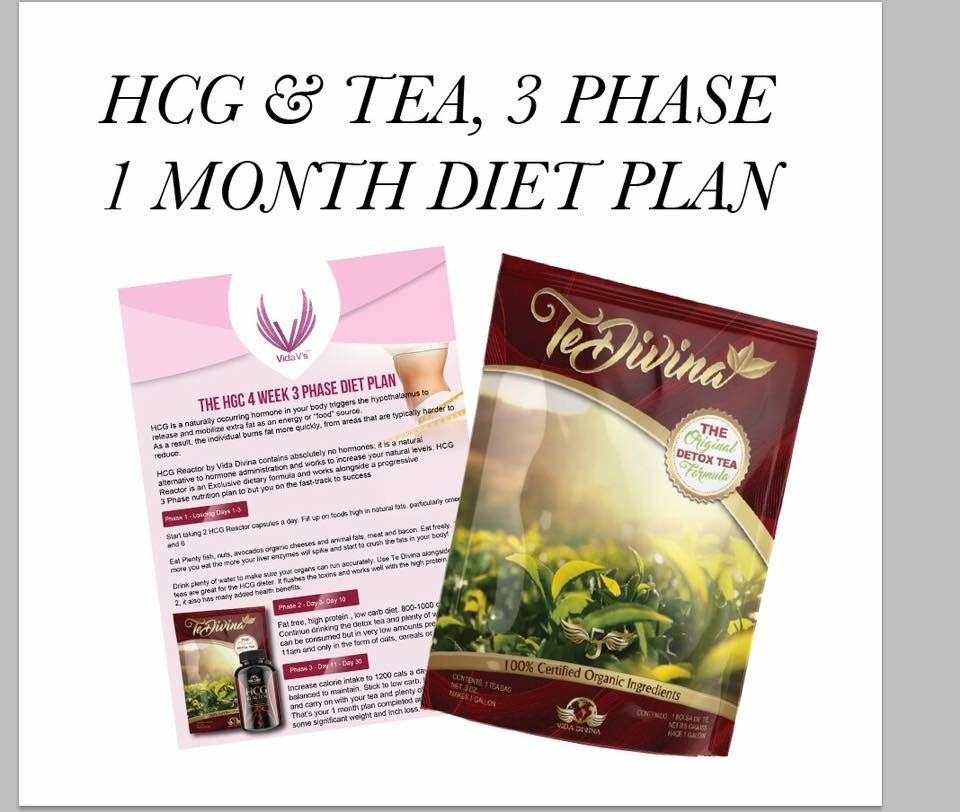1 Months supply and free eating plan. Te Divina helps cleanse the colon, liver and not only can you lose up to 7 pounds in 7 days but the health benefits will literally blow you away. I've got mine, if you'd like to order yours just come on over to VidaVee&Gav Ireland or visit or website if you are outside Ireland www.fitinterest.vidadivina.com