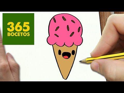 Como Dibujar Olaf Kawaii Paso A Paso Dibujos Kawaii Faciles