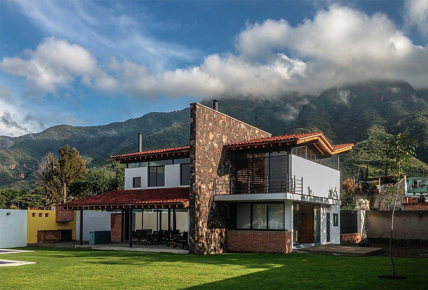 Galería de Casa San Juan / C3 Arquitectos 12 Fachada