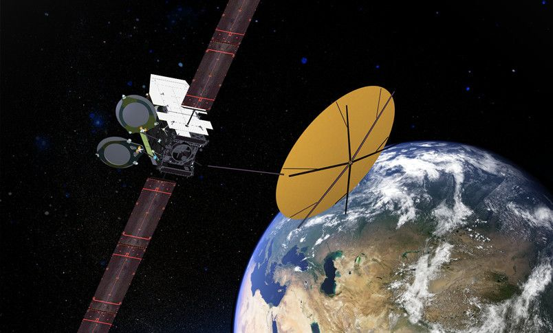 Boeing Building Mobile Broadcasting Satellite for Chinese Market - Boeing Building Mobile Broadcasting Satellite for Chinese Market PARIS — Boeing Space and Intelligence Systems has begun construction of an L-band mobile broadcasting satellite for the Chinese market under a contract with a New York-based company acting on behalf of a Cayman Islands-based,...   http://wp.me/p6wsnp-3O7