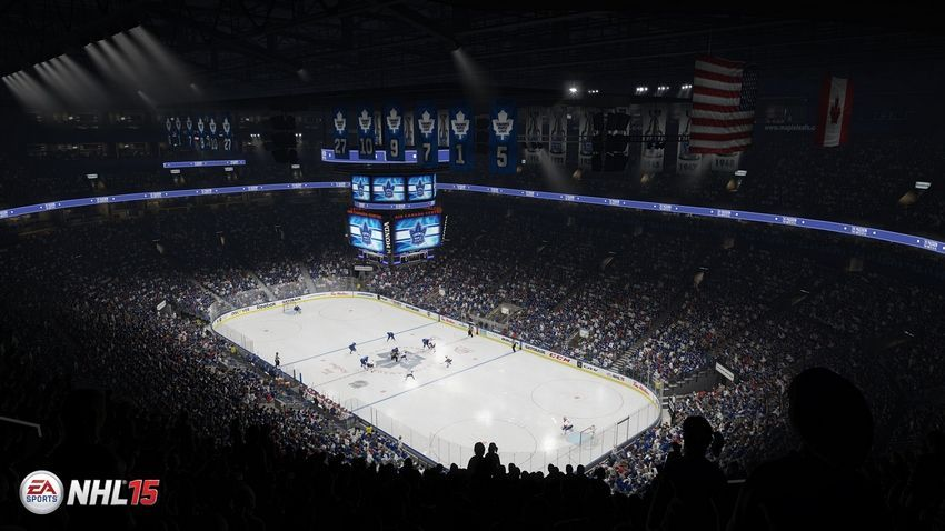 Air Canada Centre  Home Ice: Toronto Maple Leafs Location: Toronto, Ontario Opened: February 19, 1999