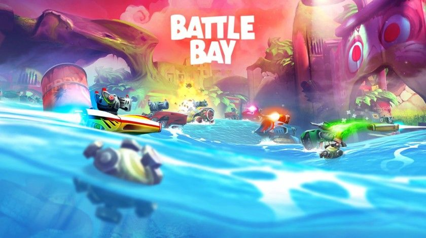 Angry Birds developer Rovio launches colorful Battle Bay