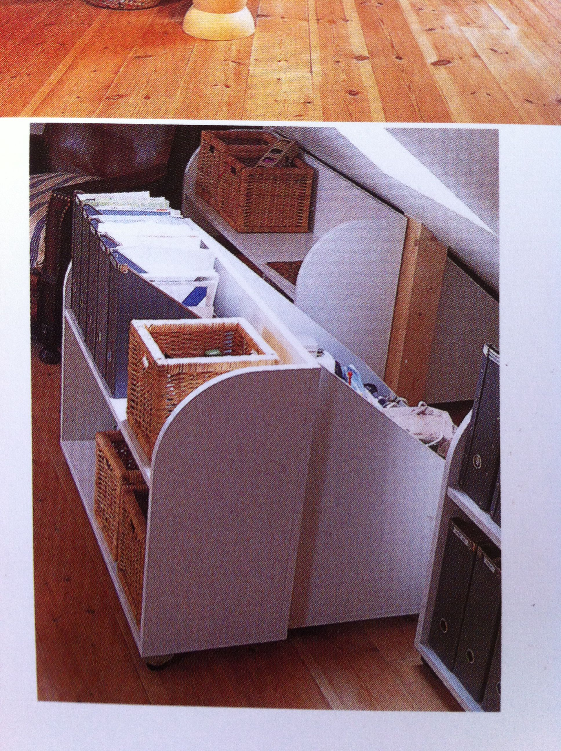 Coffre De Rangement Sous Pente tiroirs sous-pente | rangement chambre parents, déco combles
