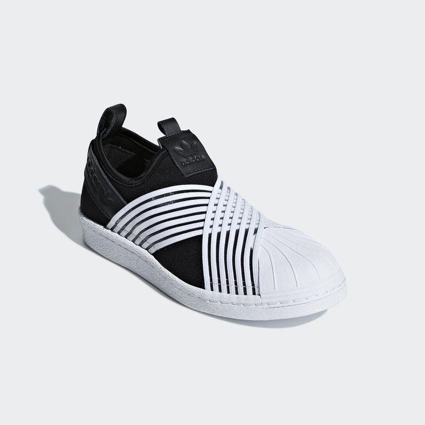 adidas superstar black white malaysia