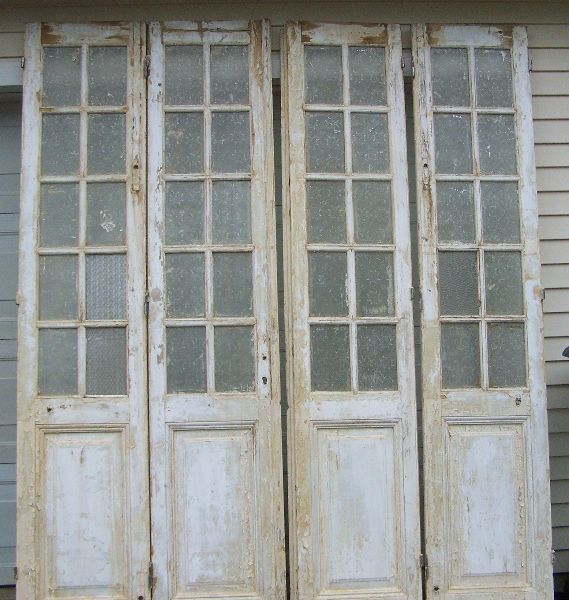 Antique Wood Four Panel Doors Glass Panels Mediterranean Salvage European Doors Old Pine Doors Architect How To Antique Wood European Doors Mediterranean Doors