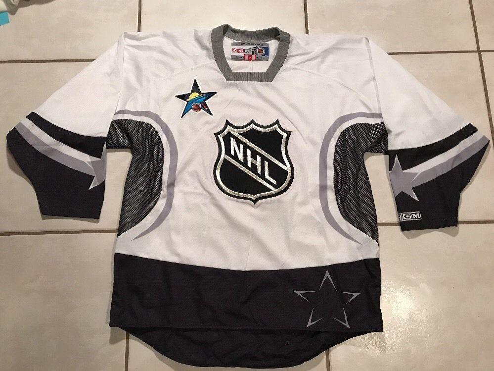 huge discount a4871 2e45a Rare Vintage CCM 2003 NHL All-Star Game Hockey Jersey Men's ...