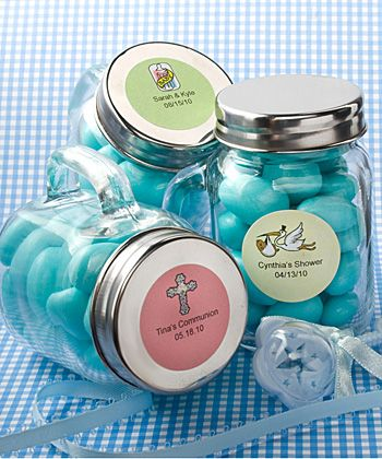Mason Jar Baby Shower Gifts