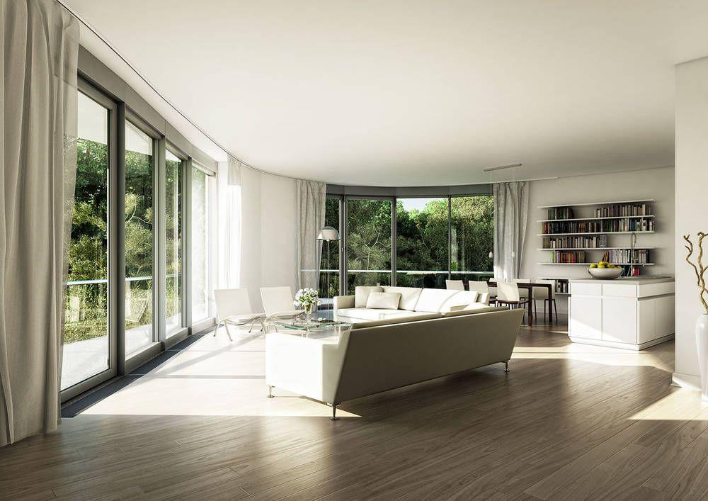 3d Visualisierung München lichtecht architektur und 3d visualisierungen aus hamburg wohnen
