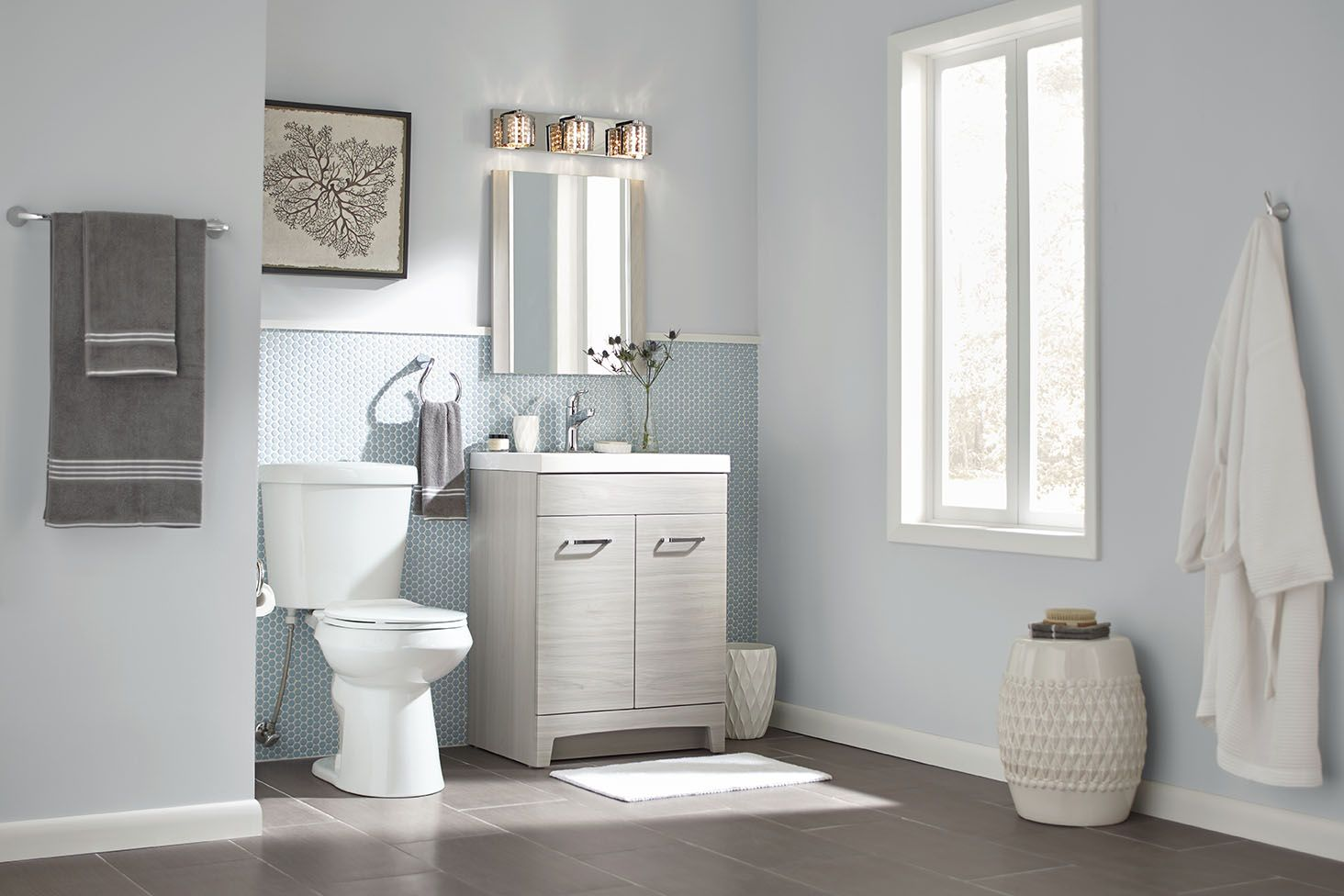 Shop our Bath Department to customize your Woodbrook Collection ...