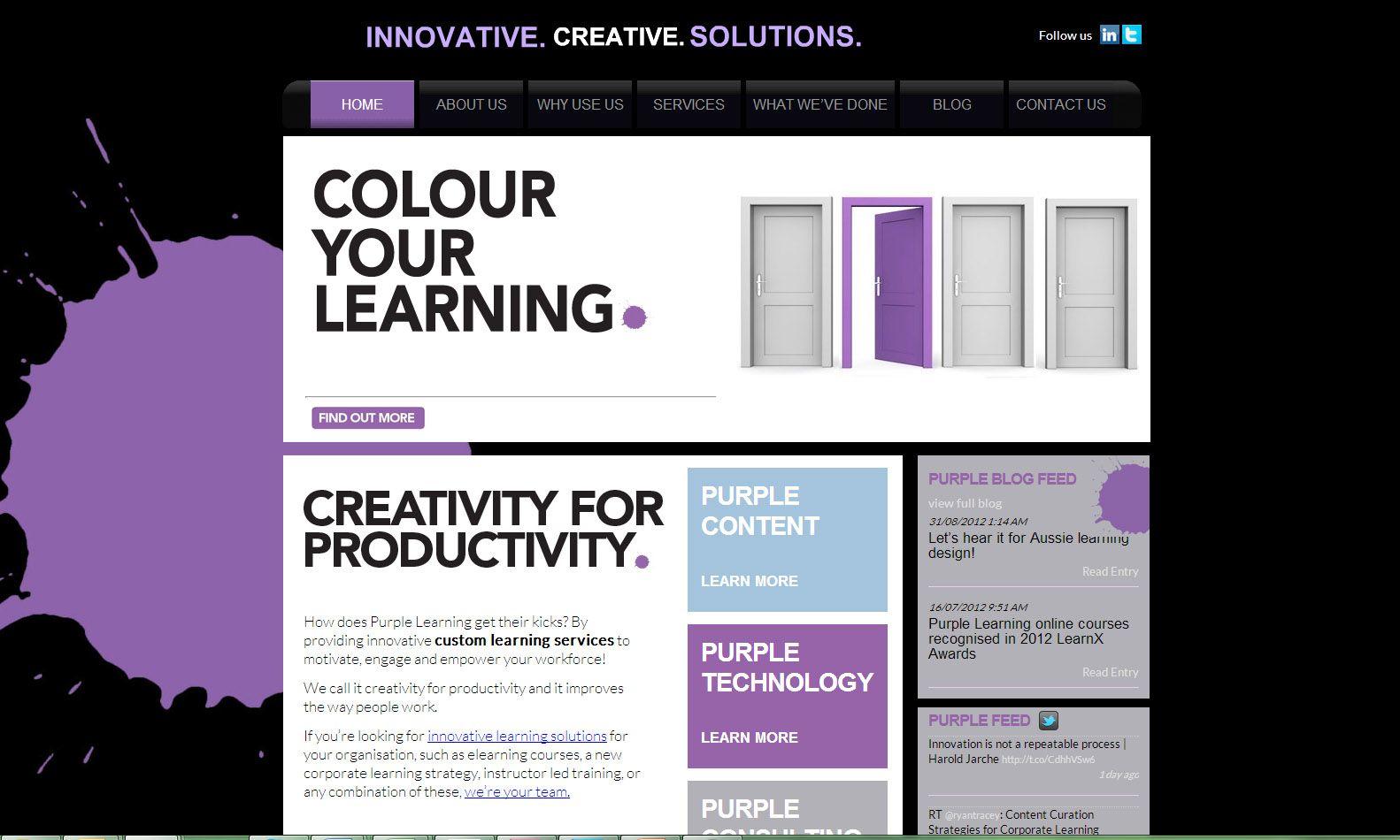 Image result for Stark website Contrast