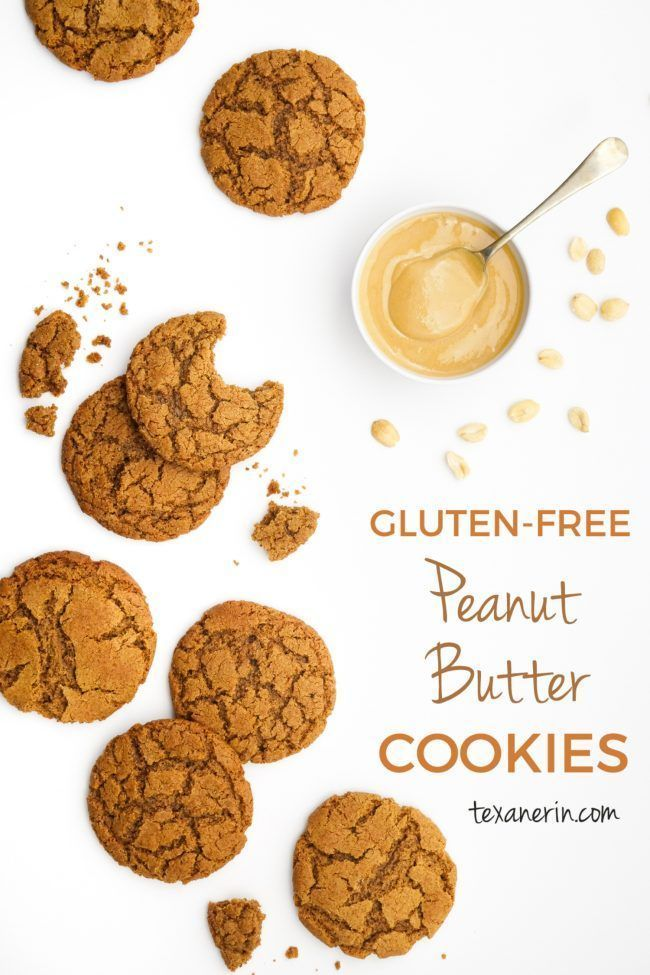 Flourless gluten-free peanut butter cookies are super simple to make. They require only a few ingredients and don't take much time at all! Along with the  delicious recipe for these homemade cookies is a how-to recipe video. Grab the recipe, watch the video and start making these amazing gluten-free peanut butter cookies.