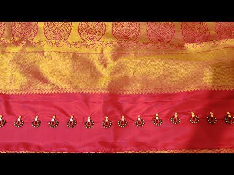 New designs for sarees khuchu /tassels (kannada version)