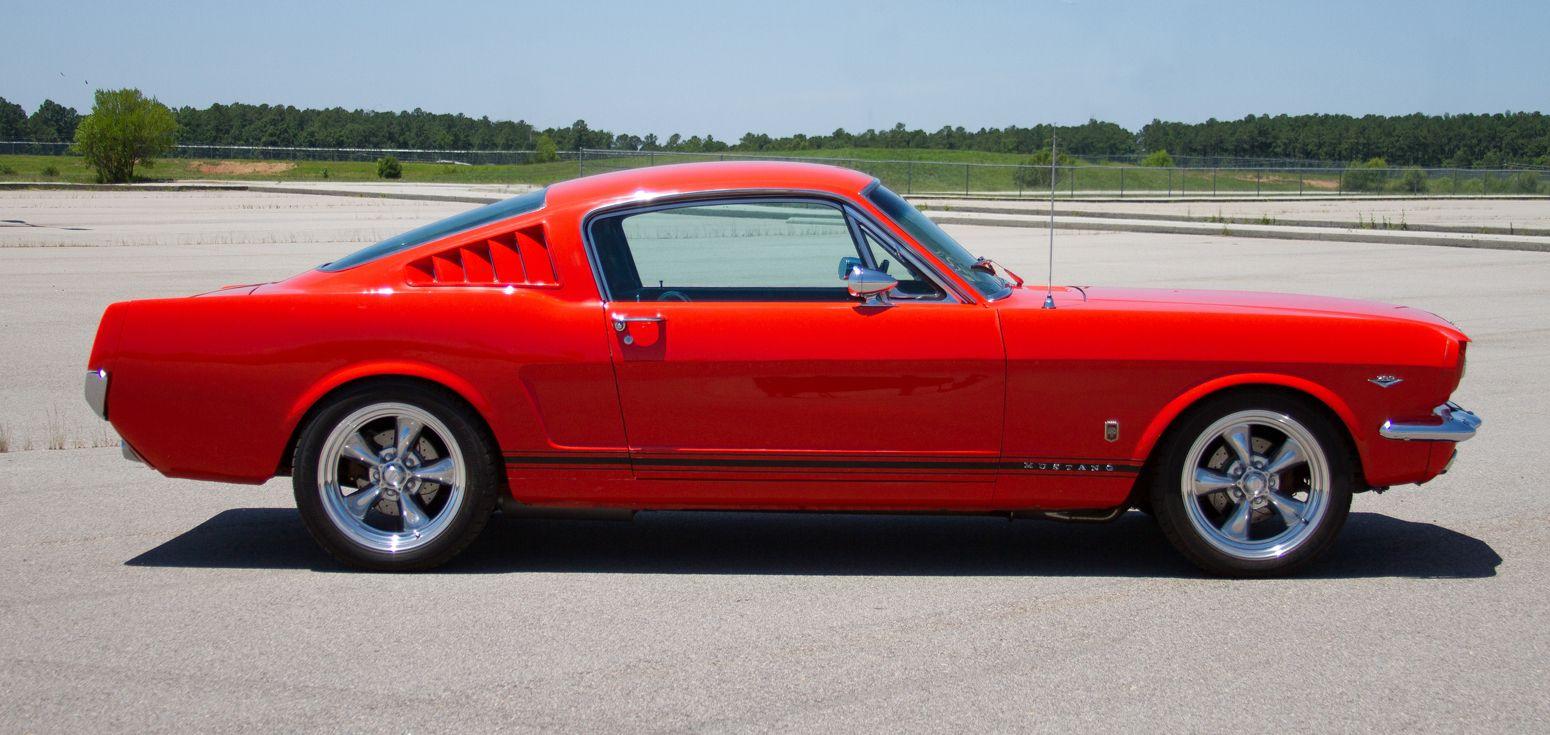 1965 Mustang Fastback Gt Mustang Fastback 65 Mustang Fastback Ford Mustang Fastback
