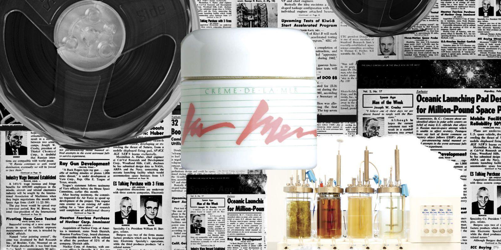 The Truth About Crème de la Mer Skin makeup, Dream cream