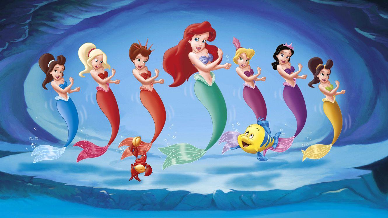 the little mermaid - Buscar con Google