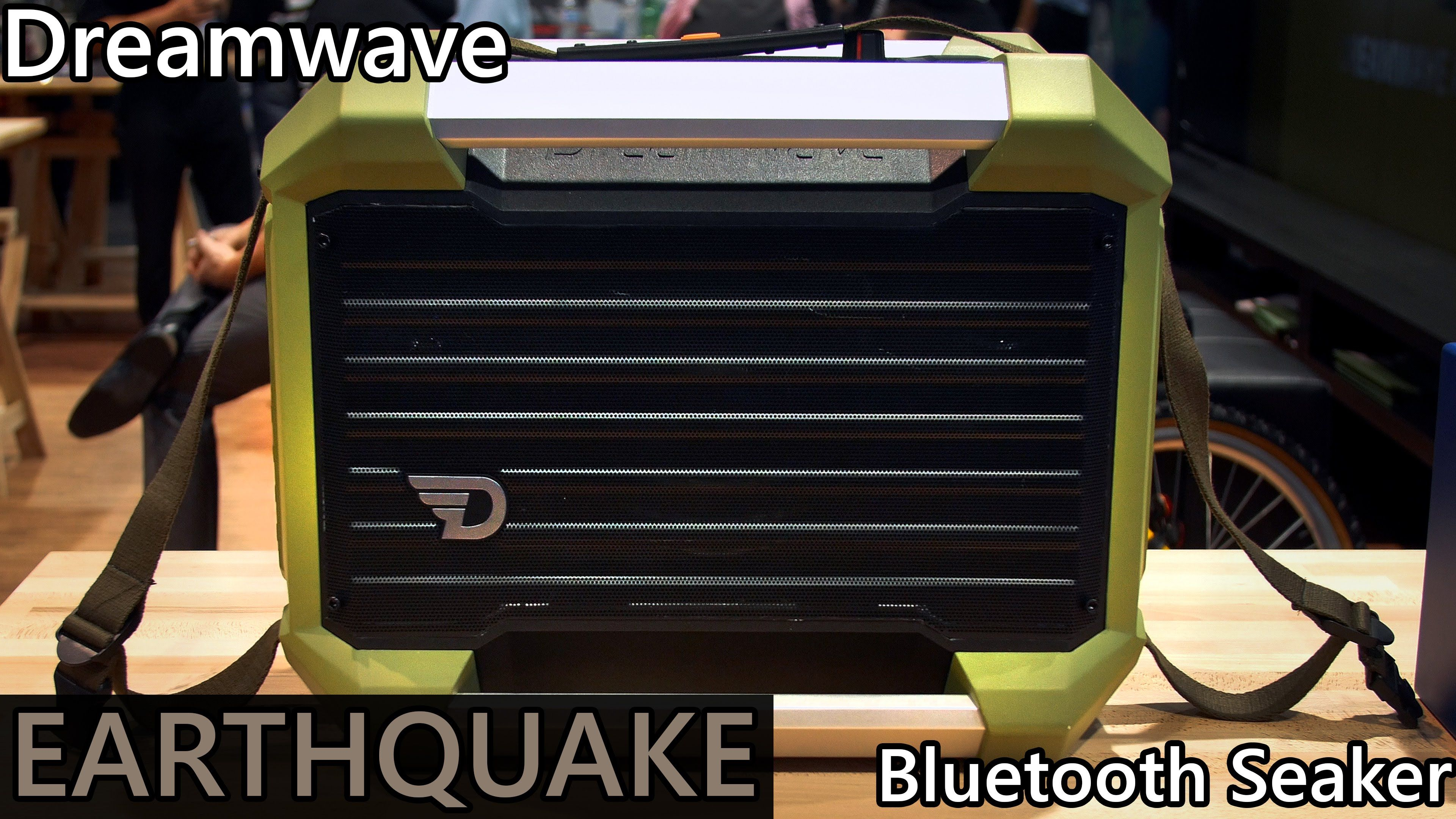 awesome Dreamwave Earthquake Outdoor Bluetooth Speaker Great