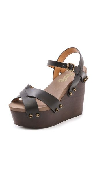 e9eba55ad8867c Flogg Liliana Wedge Sandals-Hello Lover!! Want