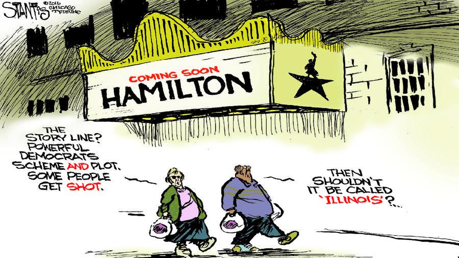 Chicago Tribune Caption Contest 3