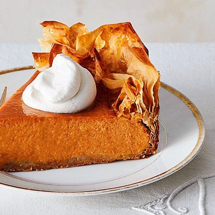 Easy Pumpkin Pie #pumpkinpierecipe