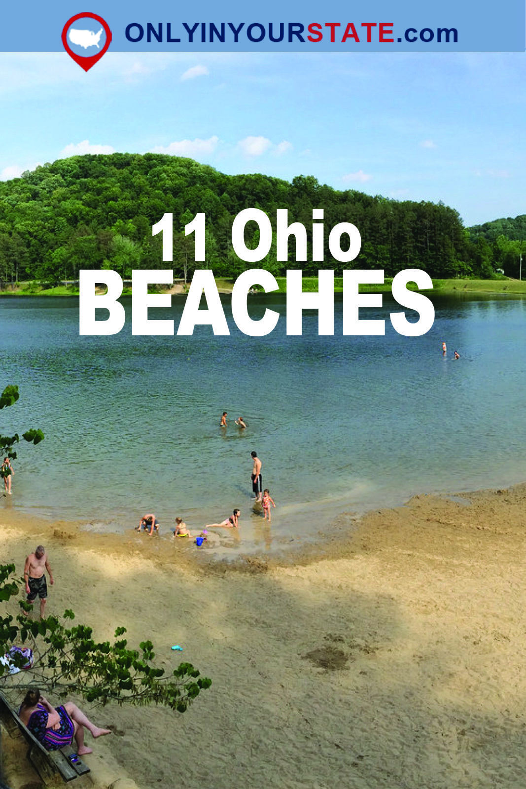 11 Little Known Beaches In Ohio That Ll