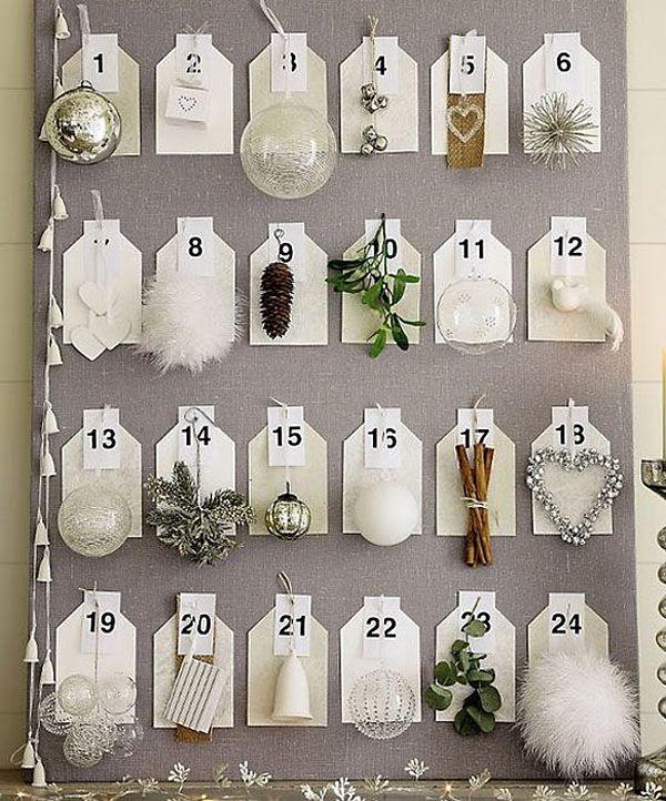 70 Amazing Nordic Inspired Christmas Decor Ideas Diy Advent Calendar Christmas Decorations Christmas Diy