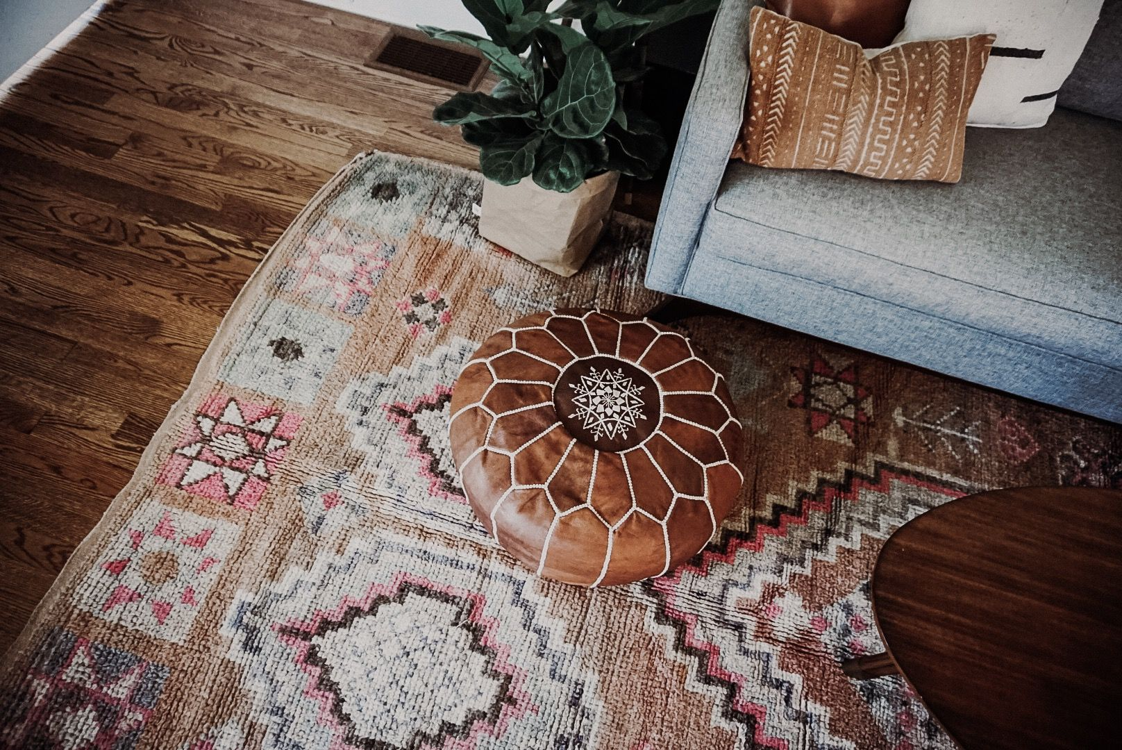 Vintage Wool Moroccan Wedding Blanket Area Rug Online Oriental Rugs Persian On Chairish Darling Cashmere Blog Bohemian Home Design Living
