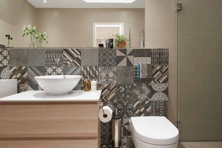 Soluzioni come arredare un bagno piccolo in modo originale