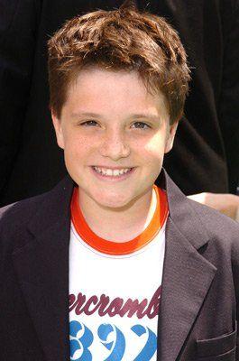 He was SO cute (Josh Hutcherson as Bucky Weston - Kicking & Screaming)