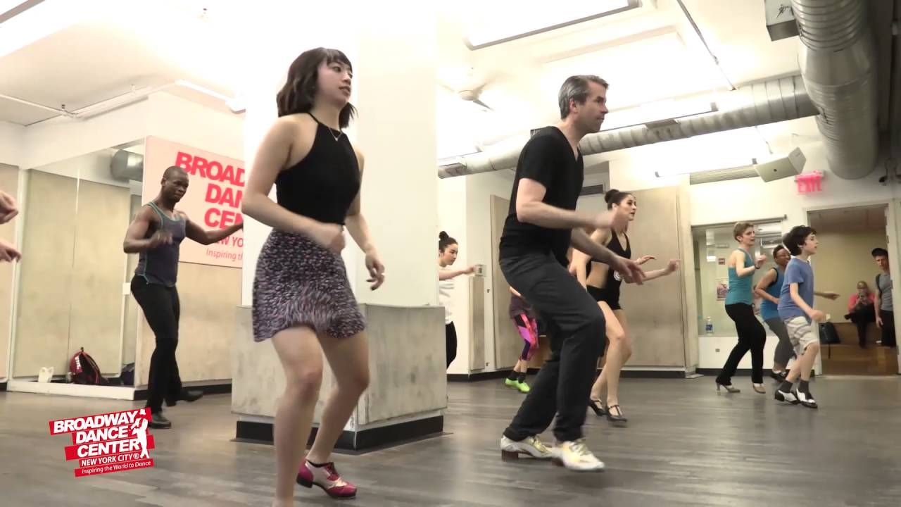 advanced beginner tap with ray hesselink | broadway dance center