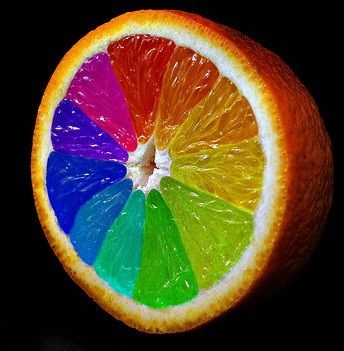 CREATE A COLOUR WHEEL