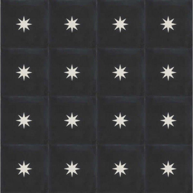 Moroccan Encaustic Cement Tile Pattern 06h