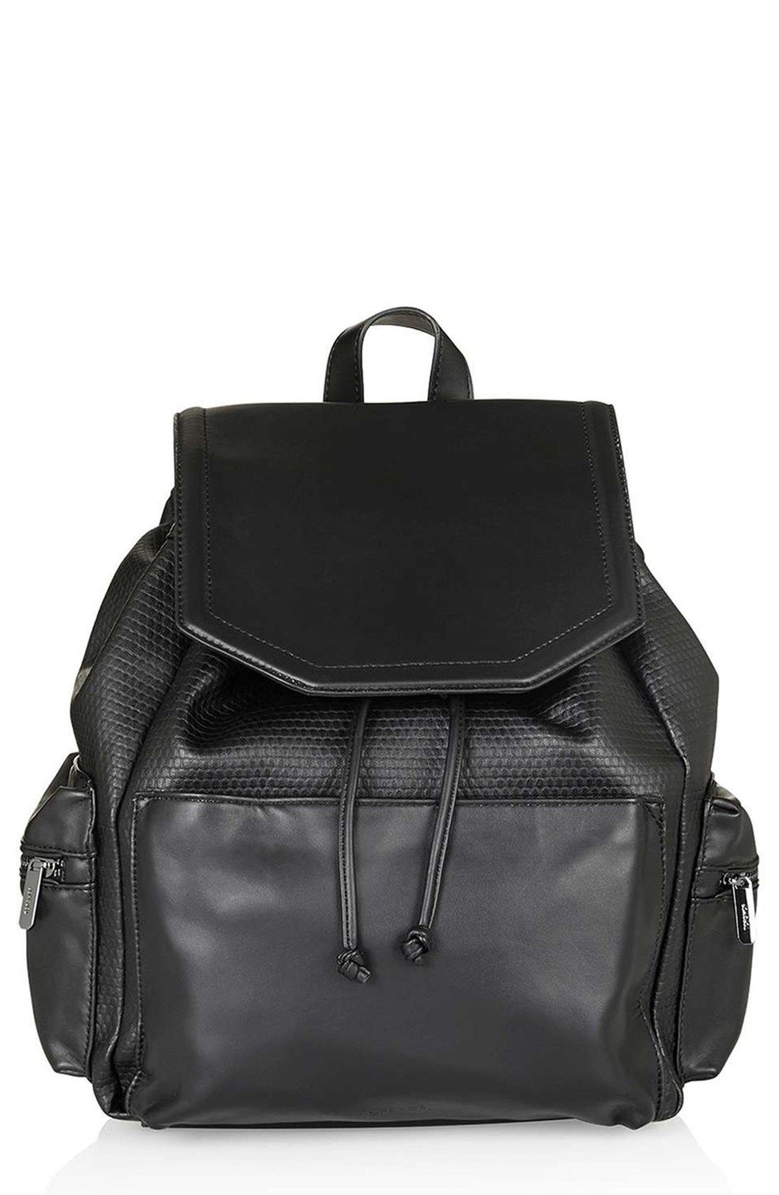 Image result for leather backpack | Leather Baggage | Pinterest ...