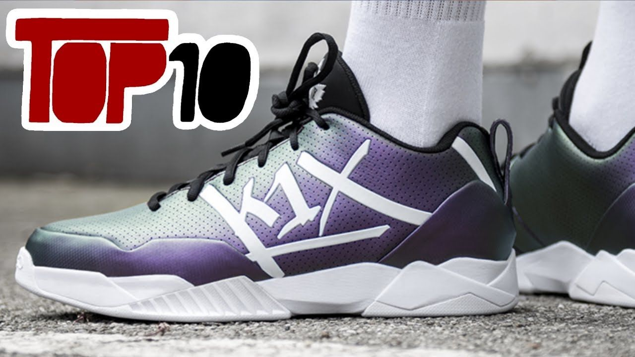 1b7a66b348d Top 10 Basketball Shoe Brands You Didn t Know Exist Feels 22 Sneakers...  These are the top 10 athletic shoe brands that no one knows exists.