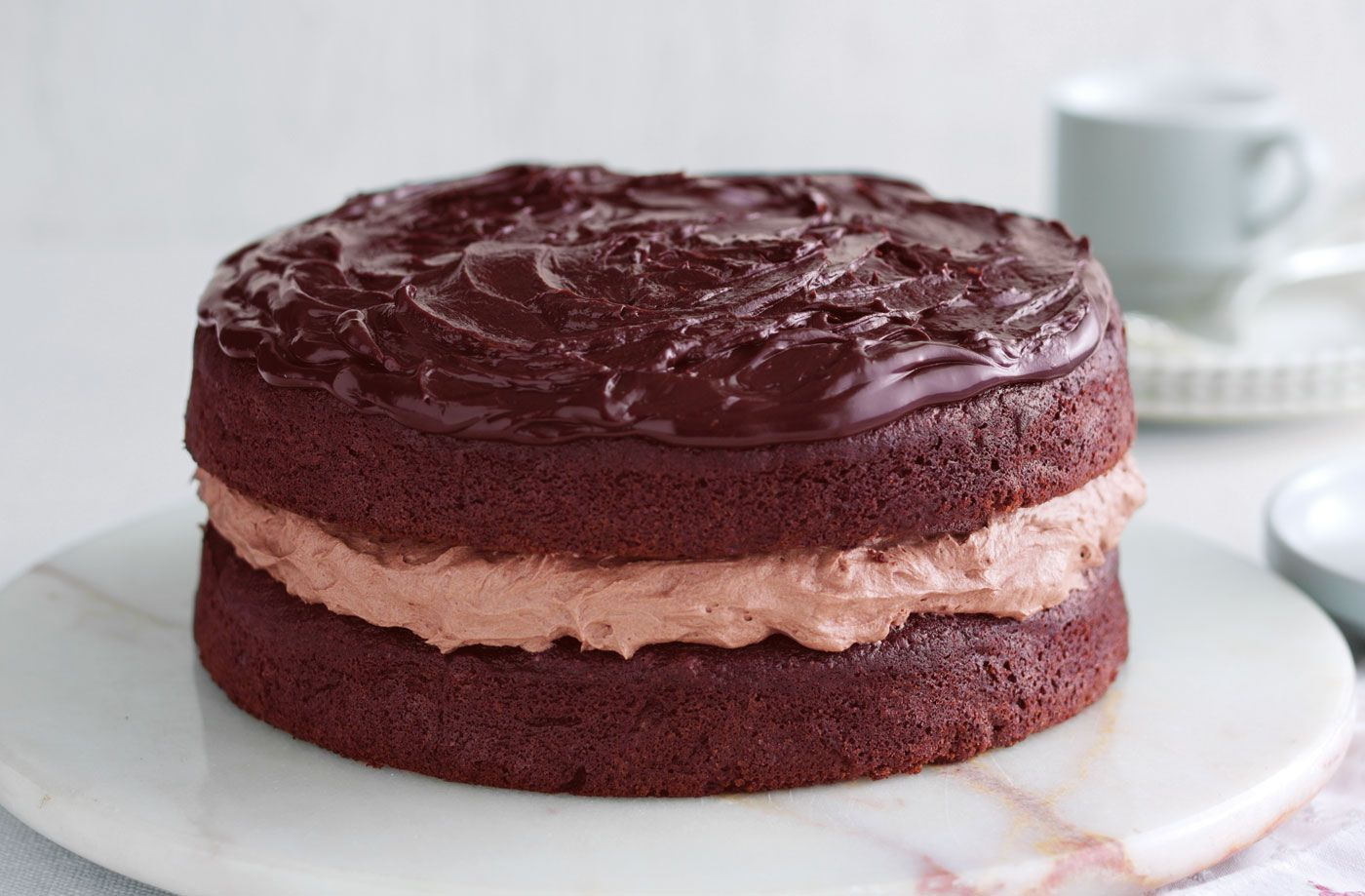 Chocolate And Beetroot Cake Recipe Cake Recipes Chocolate