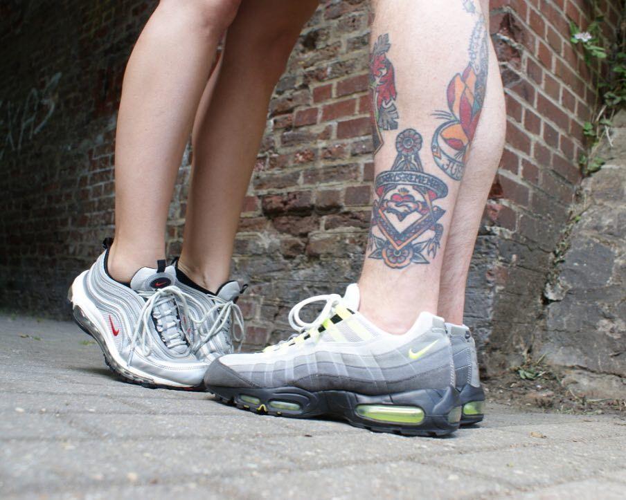 get cheap 6dfd1 35f41 Nike AirMax 97