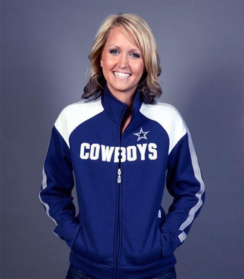 Dallas Cowboys Women s Bonded Fleece Jacket  16fc682fce