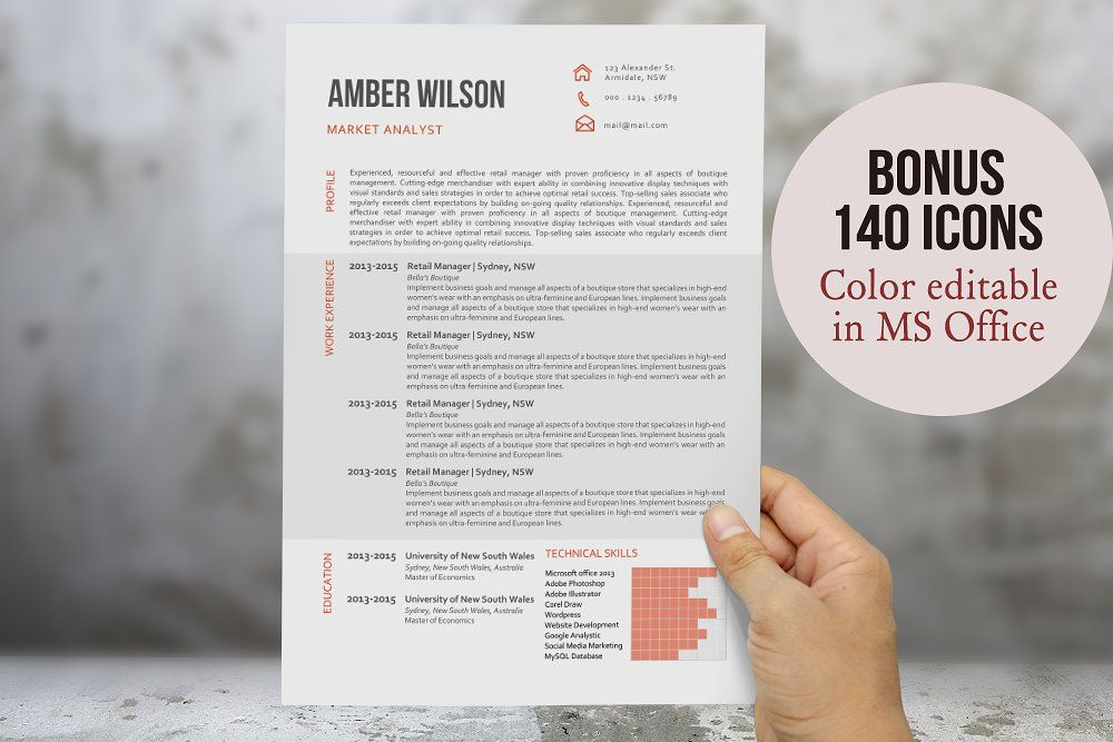 Related image Resume template word, Resume template