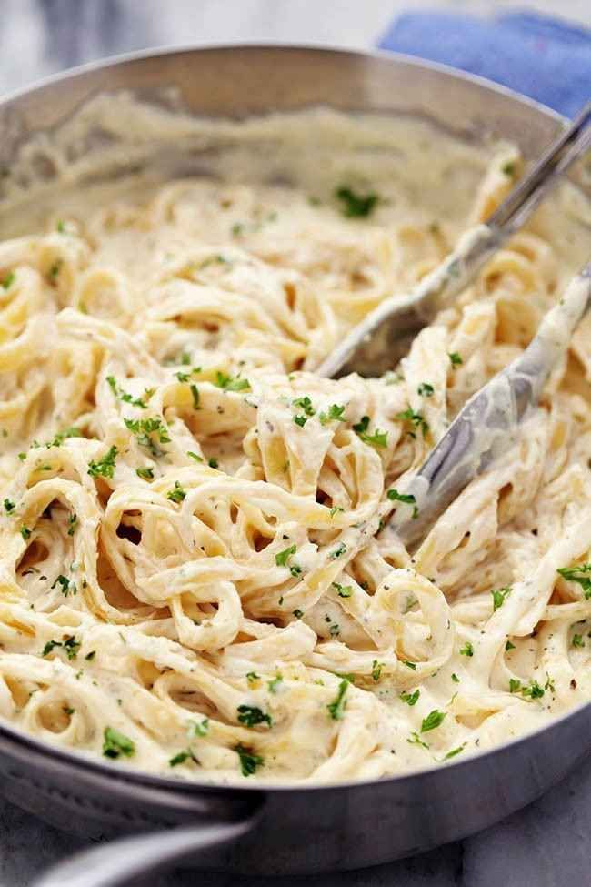 Photo of The best homemade Alfredo sauce ever! – Recipes de