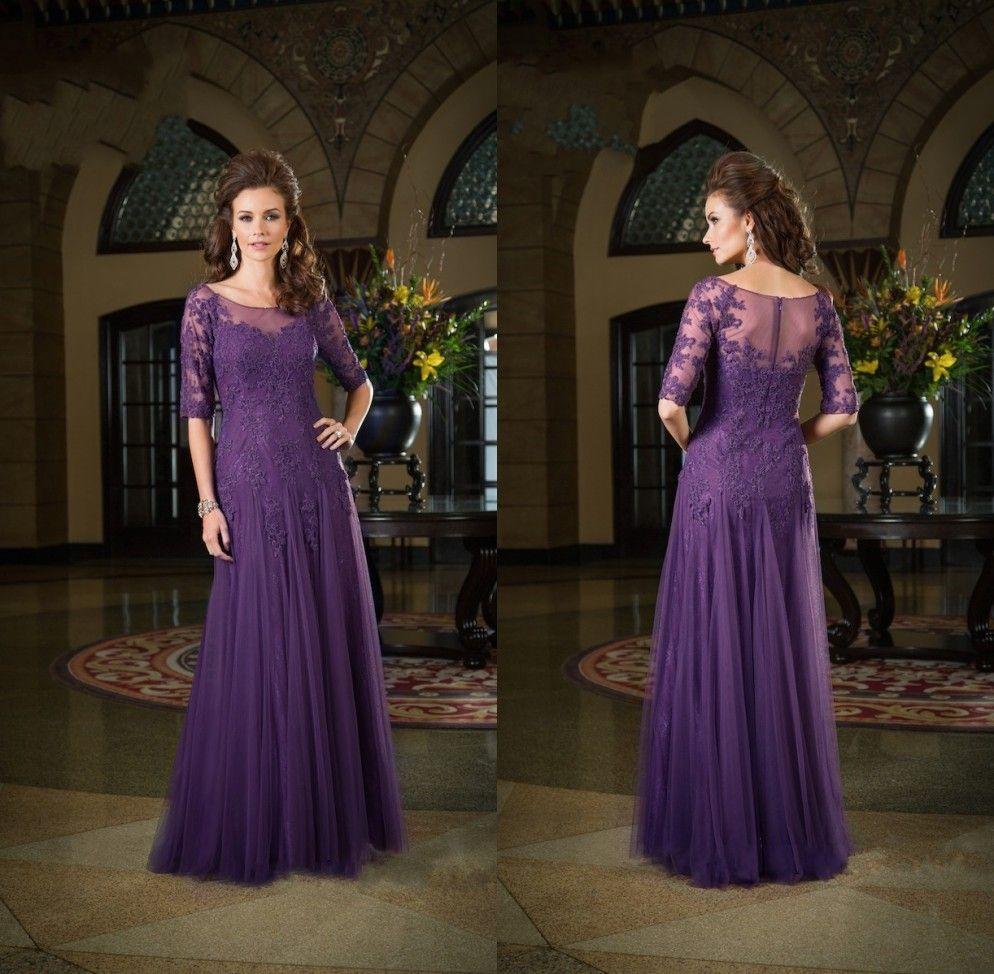 Winter wedding dresses plus size  Aliexpress  Buy vestidos madre de la novia  New Fashion