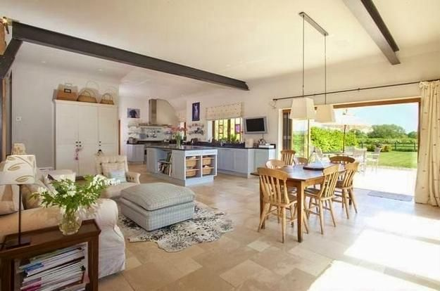 Beautiful Barn Conversion Design Creating Bright And Modern Home