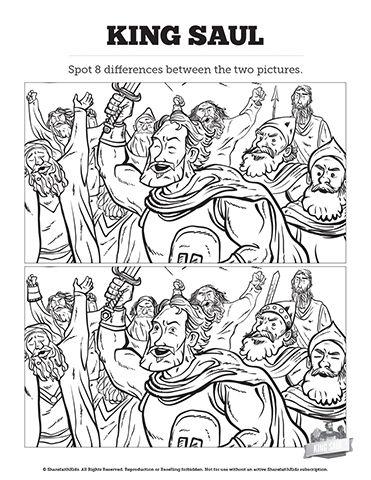 Saul: The First King « Jewish History